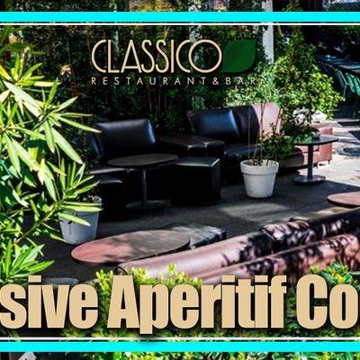 Exclusive Aperitif Drink al Classico...meraviglia