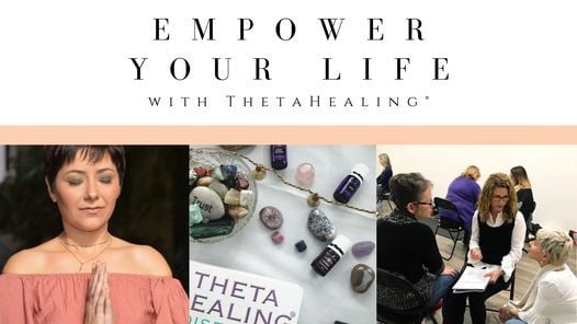 Basic ThetaHealing Course Online, 12 November   Online Event   AllEvents.in