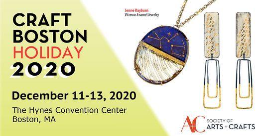 CraftBoston Holiday 2020 - Virtual, 11 December   Event in Boston   AllEvents.in
