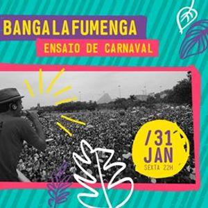 Bangalafumenga - Ensaio de Carnaval