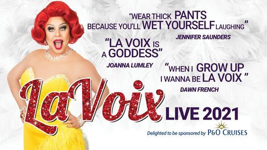 La Voix - Live, 20 March | Event in Milton Keynes | AllEvents.in
