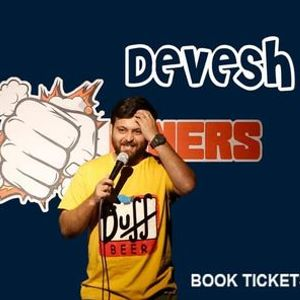 Punchliners Comedy Show ft Devesh Dixit in Indore