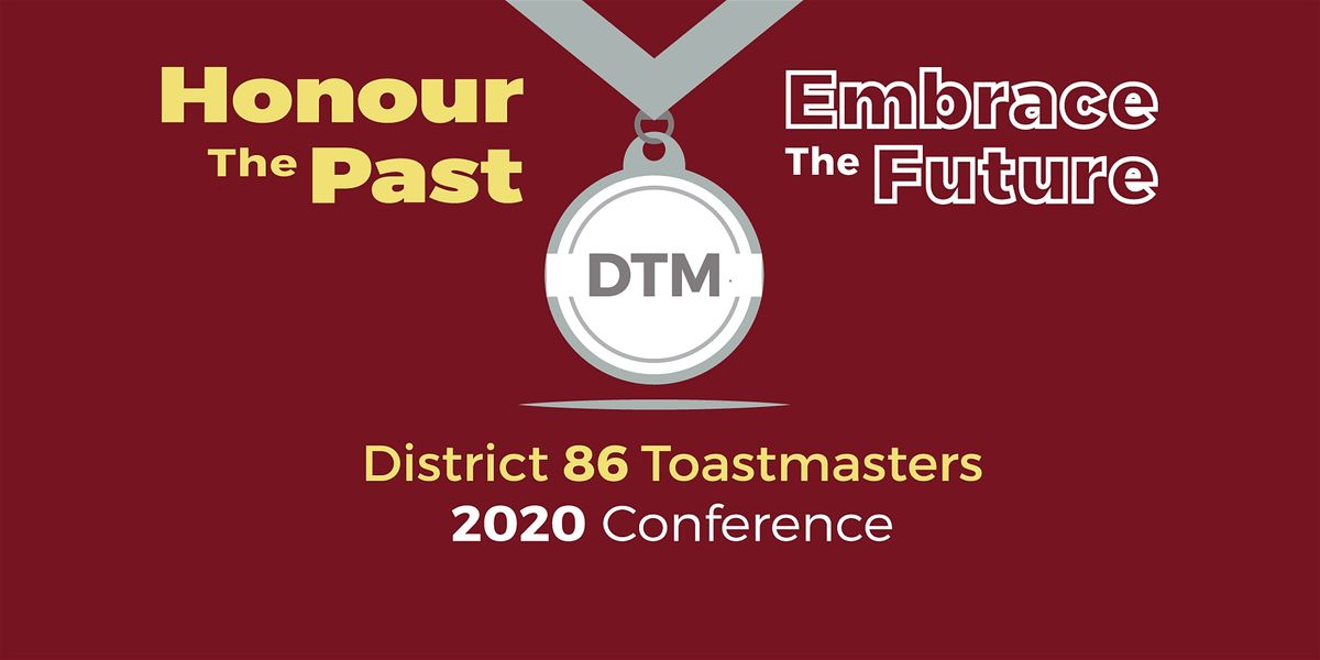Spring Conference 2020.2020 District 86 Toastmaster Spring Conference At Hilton