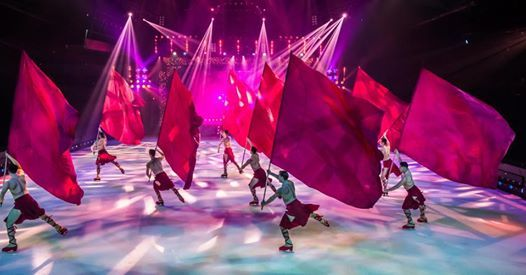 Hot Ice Show - Blackpool AugSept 2019