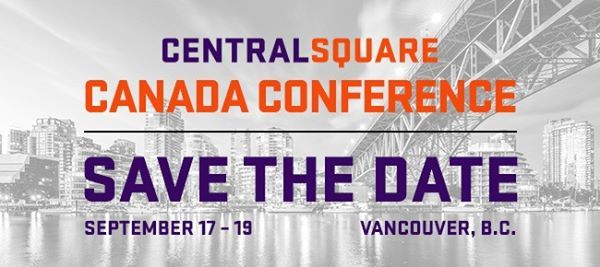 CentralSquare 2019 Canada Conference