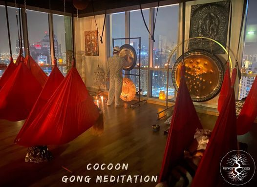 Cocoon Gong Meditation, 18 September | Event in Dubai | AllEvents.in