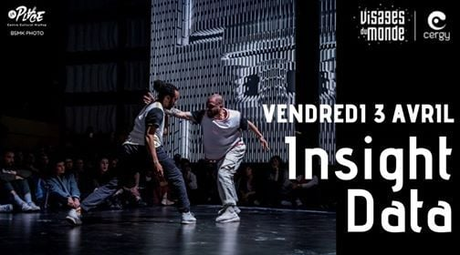 Insight Data - spectacle immersif danse et numrique