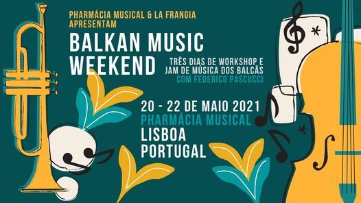 Lisboa! Balkan Music Weekend, 20 May | Event in Lisbon | AllEvents.in