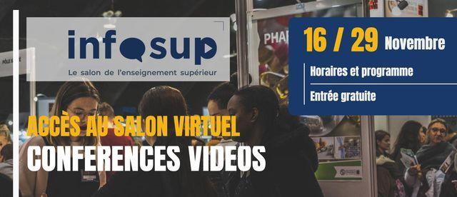 Toulouse : Salon Virtuel Infosup de l'Enseignement Supérieur | Event in Toulouse | AllEvents.in
