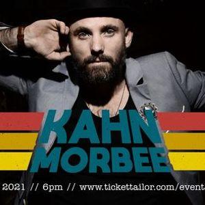 Kahn Morbee live at Baileys