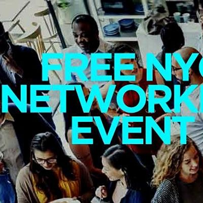 Free Networking Event In NYC