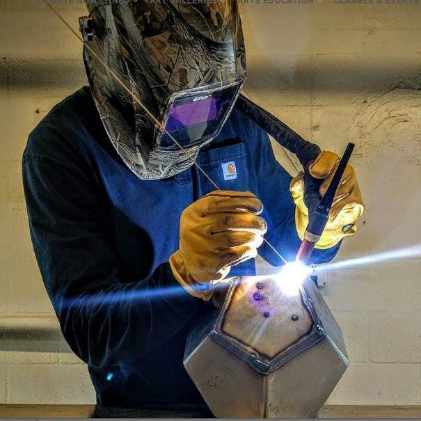 WELDING BASICS-Metalworking Essentials