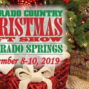 Colorado Springs Christmas 2019.Colorado Country Christmas Colorado Springs