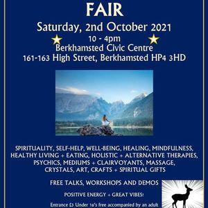 Berkhamsted Mind Body Spirit Wellbeing Fair