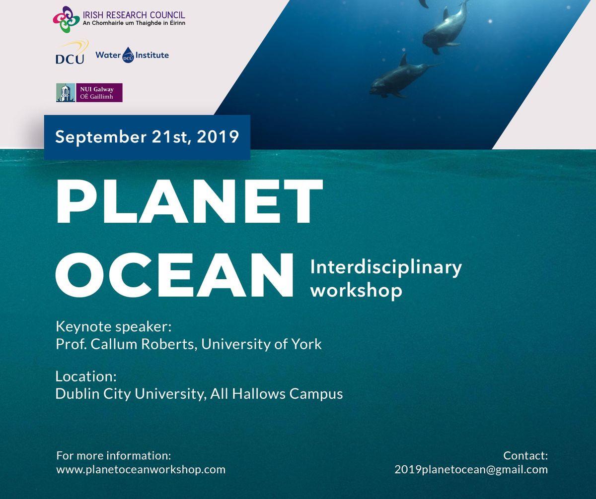 Planet Ocean Interdisciplinary Workshop
