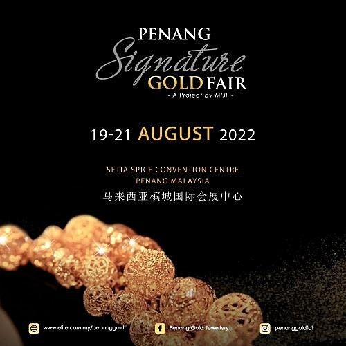 Penang Signature Gold & Jewellery Fair (PSG) 2022, 19 August   Event in Bayan Lepas   AllEvents.in