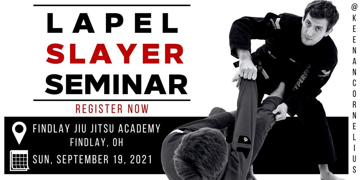 Keenan Cornelius Seminar | Findlay Jiu Jitsu Academy | Findlay, OH | Event in Findlay | AllEvents.in