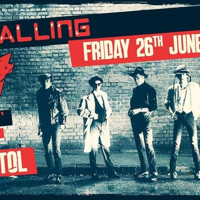 London Calling 40th Anniversary of Sandinista