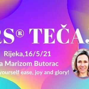 Access Bars teaj sa Marizom Butorac