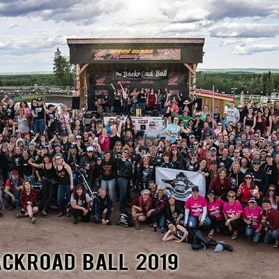 The Backroad Ball 5
