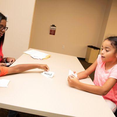 UCF Reading Clinic at Main Campus - Fall 2021