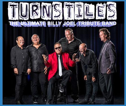Turnstiles - Billy Joel Tribute, 26 June | Event in Daytona Beach | AllEvents.in