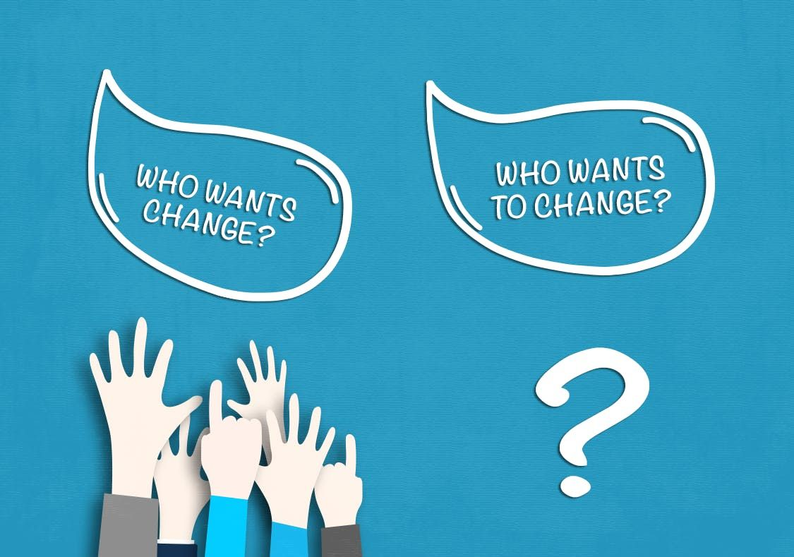 Change Management Classroom Training in Decatur, AL