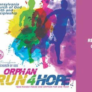 Orphan Run 4 Hope