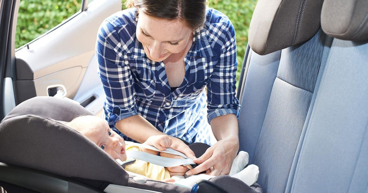 Lou Bachrodt Chevrolet >> National Car Seat Safety Check Lou Bachrodt Chevrolet At