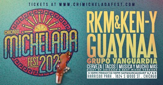 2021 Chicago Michelada Festival, 6 August | Event in Chicago | AllEvents.in