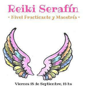 Reiki Serafn
