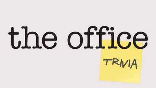 Online - The Office Trivia Night, 28 August | Event in York | AllEvents.in