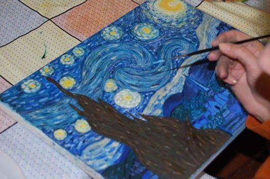 Curs pictura in ulei