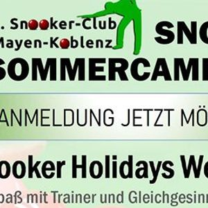 Snooker Sommercamp 2020