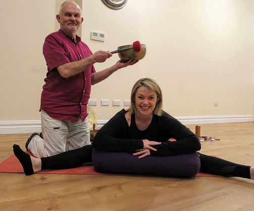 Summer Yin Yoga and Sound Bath with Lisa & Tom