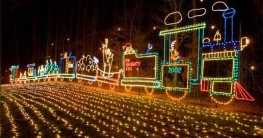 Holiday Lights on the River