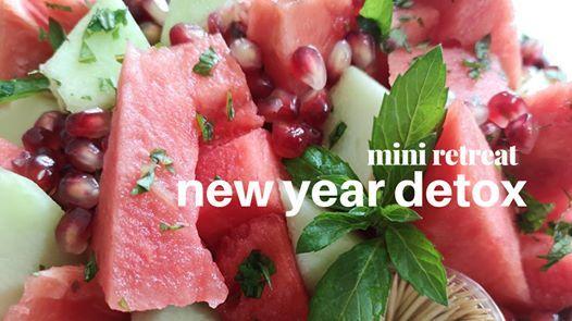 All Day Mini Retreat - New Year Detox