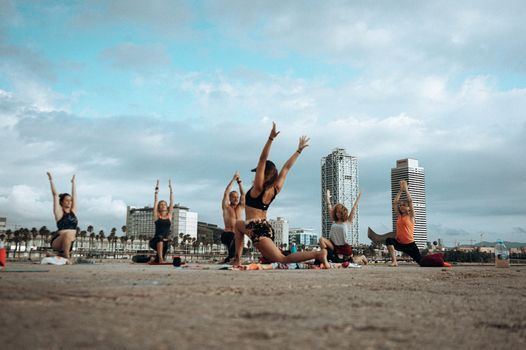Yoga by the Sea, 24 October   Event in Barcelona   AllEvents.in