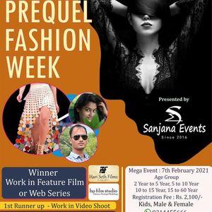 Prequel Fashion Week