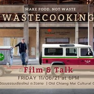 WASTEFOOD Film & Talk