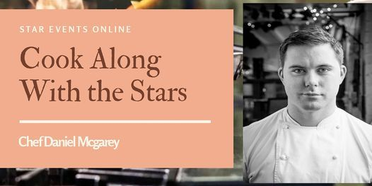 Cook Along With The Stars | Online Event | AllEvents.in