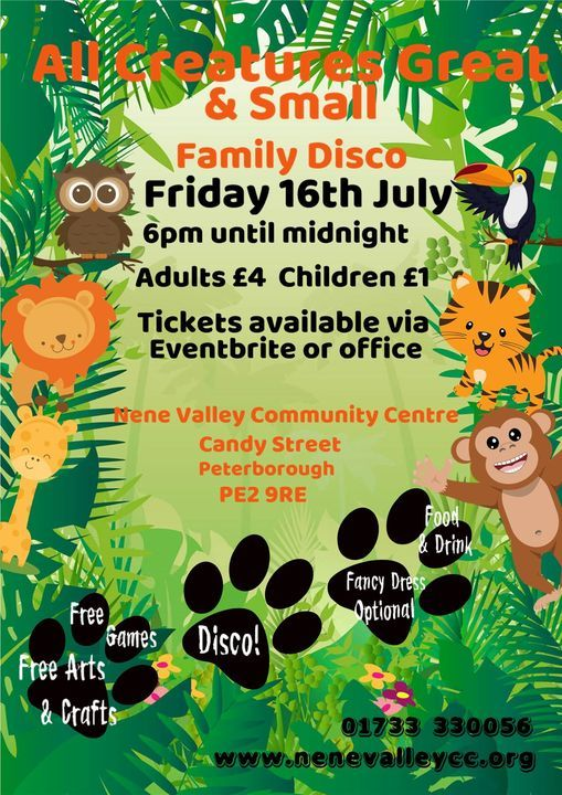 All Creatures Great & Small, 16 July | Event in Peterborough | AllEvents.in