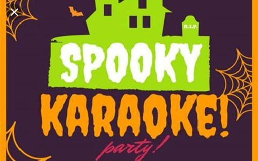 Kids Halloween Karaoke Party!! at The Red Rooster Inn