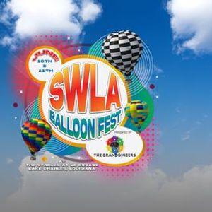 Southwest Louisiana Hot Air Balloon & Camping Fest