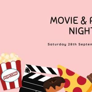 Movie and Pizza Night