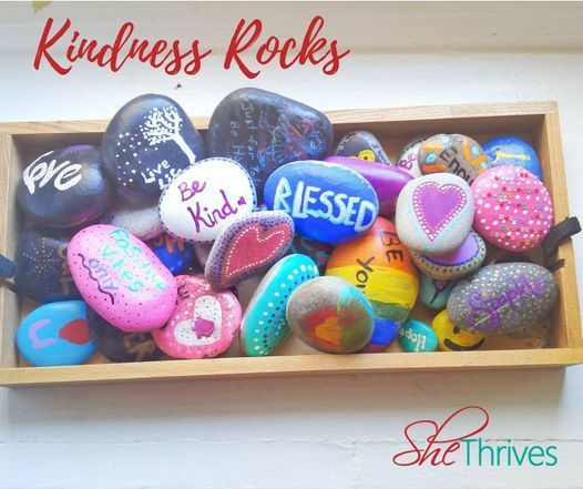 Kindness Rock Painting- All Welcome | Event in Belleville | AllEvents.in