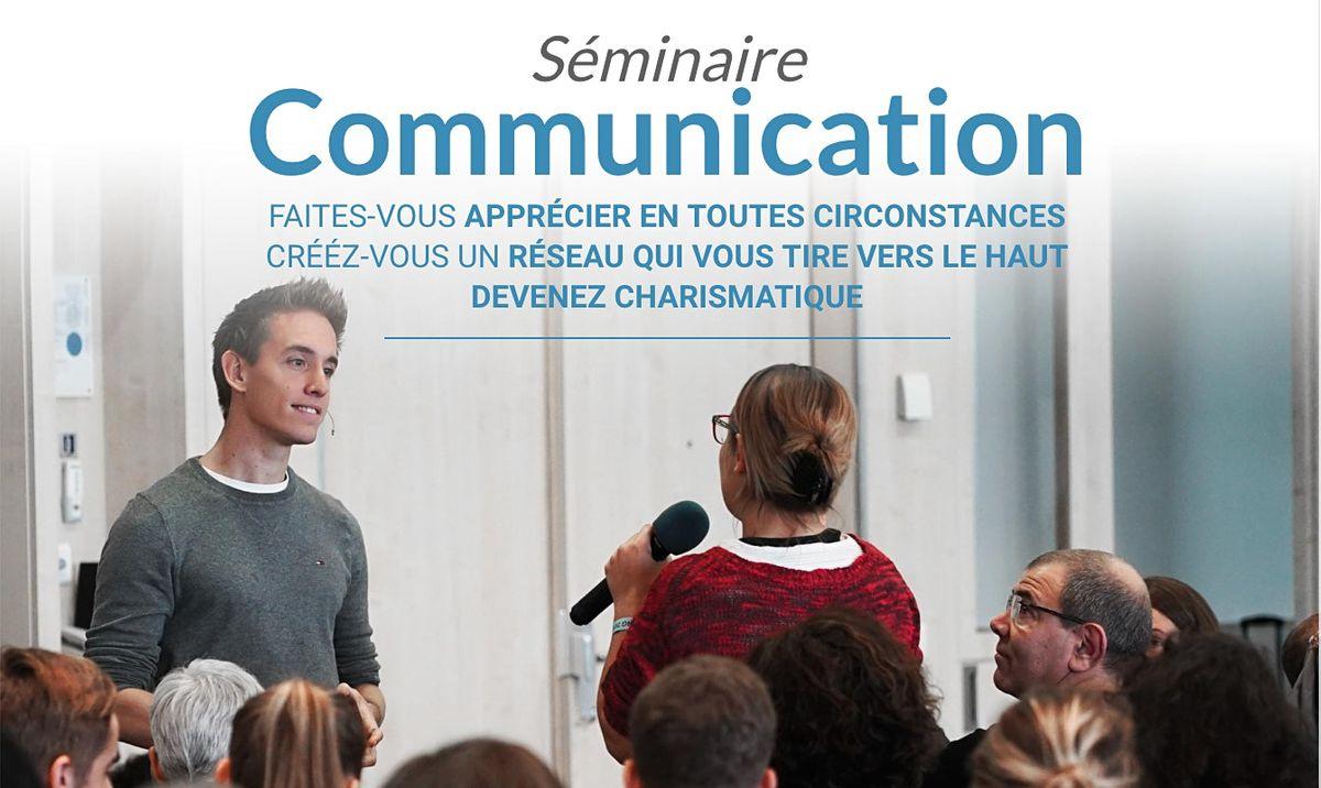 GENVE 28-29112020 - Devenir un AS de la communication - Sminaire avec David Laroche