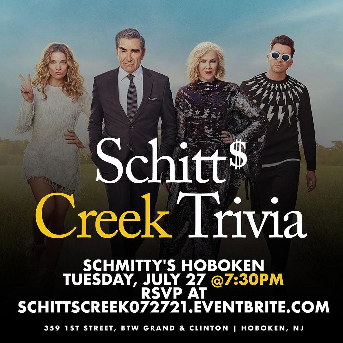 Schitt's Creek Trivia, 27 July | Event in Hoboken | AllEvents.in