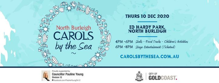 North Burleigh Carols By The Sea 2020 Ed Hardy Park North Burleigh Miami 10 December 2020