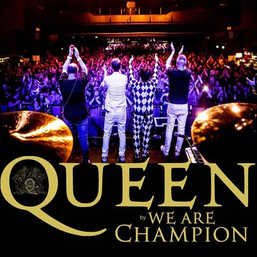 QUEEN by We Are Champion - Live in Billys Spare Room